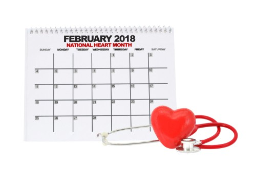 February 2018 National Heart Month