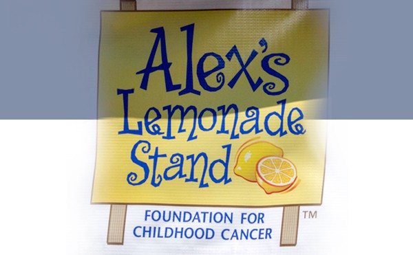Alex's Lemonade Stand Foundation for Childhood Cancer