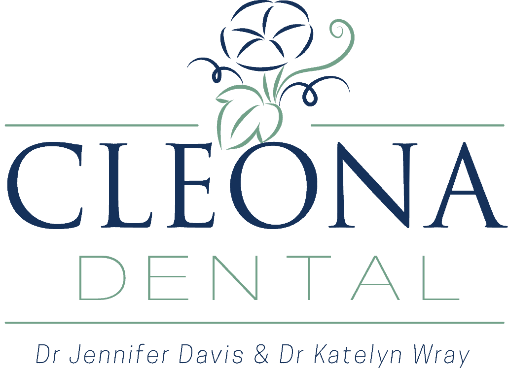 Cleona Dental logo