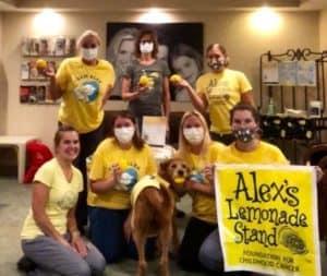Alex's Lemonade Stand 2020